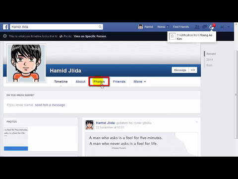 How to Make Old Cover Photos Private on Facebook