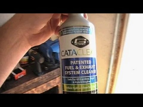 Does Cataclean Work ?  Lets Find Out .