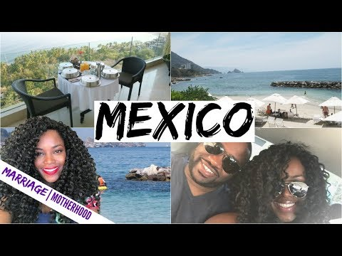 YOU WON'T BELIEVE THE VIEW | Mexico | Couples trip