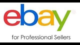 سلسلة ايباي حتى الاحتراف (الدرس الاول) ( eBay Seller Hub & Global Shipping Program )