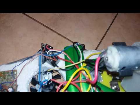 Homemade RC hovercraft built from scratch