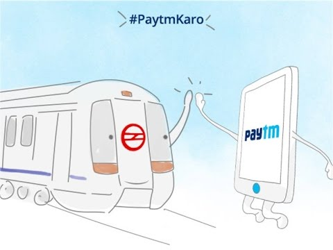 Recharge Metro Card using Paytm (all steps)