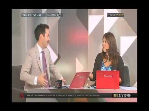 Annalisa Burgos morning show anchor