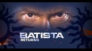NEW WWE 2017 BATISTA RETURNS NEWS Big Updates Batista vs Randy Orton 2017