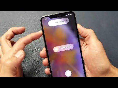 iPhone XS/ XS Max: How to Turn Off / Power Down (2 Ways)