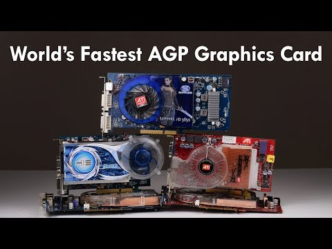 Radeon HD 3850 AGP The fastest AGP Graphics Card