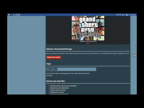 How to download any game of playstation2 (for android)