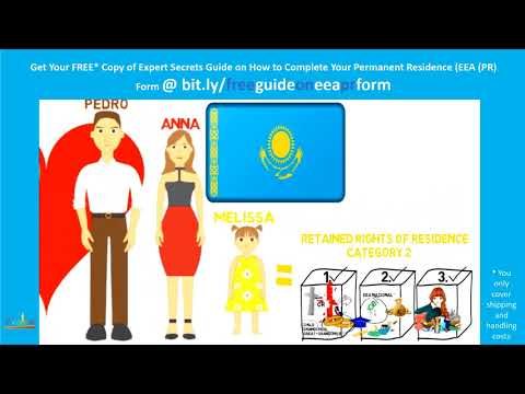 Retained Rights of Residence for Parents of Children with Retained Rights of Residence (Category 3)