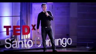 Our Post-Human Future | David Simpson | TEDxSantoDomingo