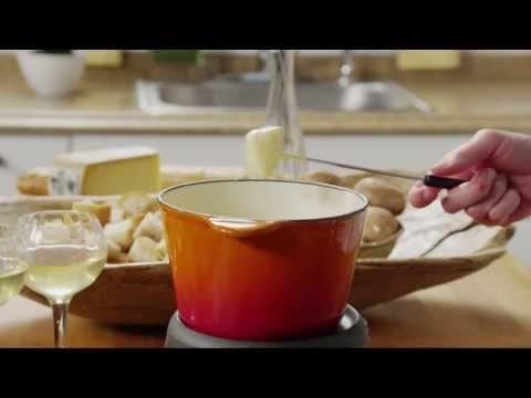How to Make Cheese Fondue   Cheese Recipes   Allrecipes.com