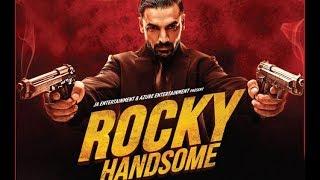 أجمل فلم هندي Rocky Handsome 2016 أكشن جريمة إتارة لنجم المحبوب جون إبراهام 🔥💪