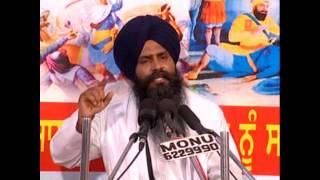 Katha   Shaheedee 40 Mukte   Bhai Pinderpal Singh Ji