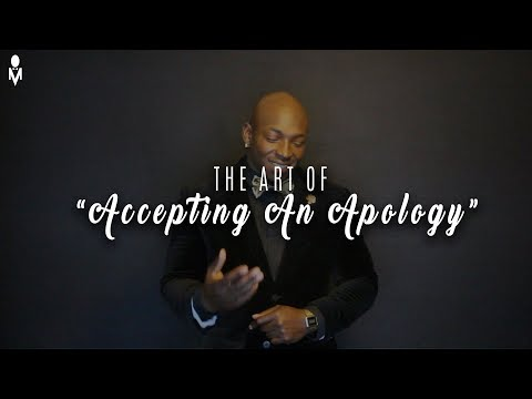 Gentleman Rules 101 | Accepting An Apology | Rule #5