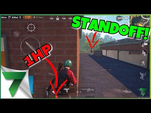 PUBG MOBILE MEXICAN STANDOFF ON THE SCHOOL ROOF!!   PUBG MOBILE Arcade Mode
