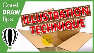 Corel Draw X5 tutorial Window 7 logo - Pakfiles com