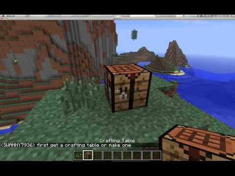 Minecraft TNT recipe