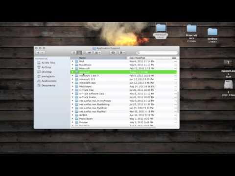 MAC How to find minecraft.jar osx LION MAC