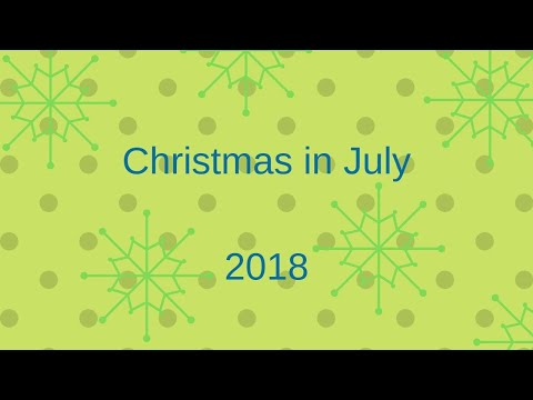 Christmas In July #3 Card Sketch #24