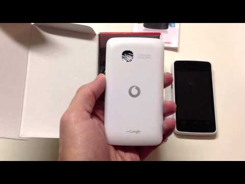 Vodacom Unboxing - Vodafone Smart Mini