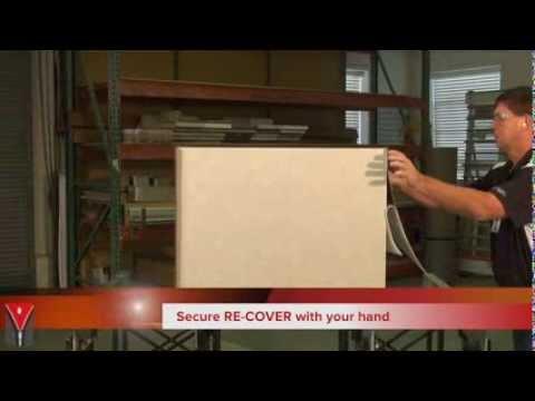 Wilsonart® RE-COVER™ Laminate How To