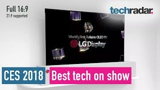 CES 2018 highlights!