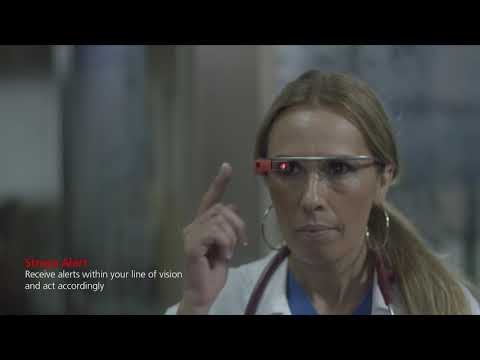 Streye Suite - Healthcare apps for Google Glass