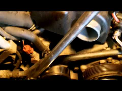 Ford Ranger 3.0 timing chain replacement Part I.wm