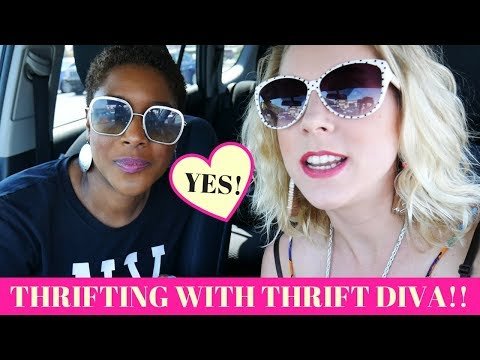 THRIFTING in Lancaster, Pennsylvania! (feat. THRIFTING DIVA)