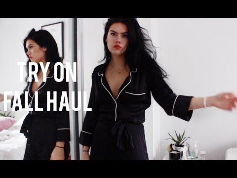 Collective Fall Haul // Asos, The Reformation, Topshop, Vintage..