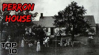 Top 10 Scary Homes You Should Never Move Into