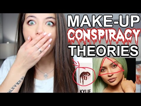 TOP MAKE-UP CONSPIRACY THEORIES!!