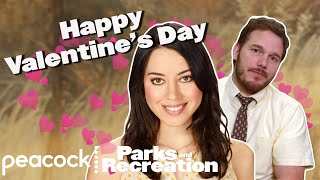 Happy Valentine's Day -  Parks and Recreation