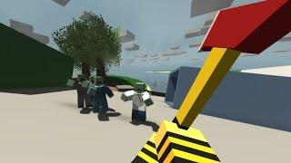 Unturned Oynadik (Haftanın Ücretsiz Steam Oyunu)