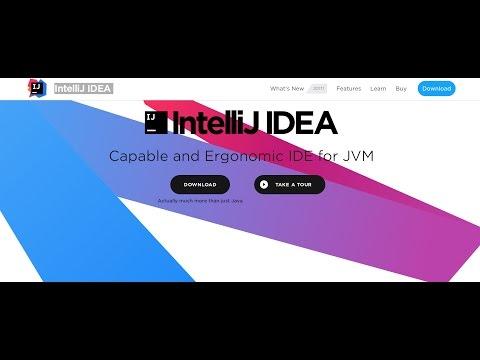Linux: Install IntelliJ IDEA  Java IDE 2017 on Ubuntu 16.04