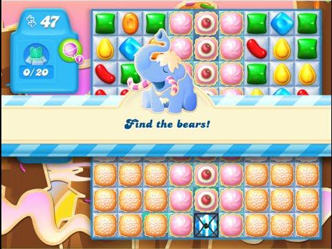 Candy Crush Soda Saga Level 70 walkthrough