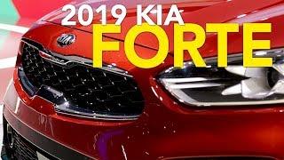2019 Kia Forte First Look - 2018 Detroit Auto Show