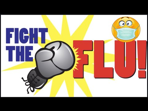 5 foods that will help prevent the flu!