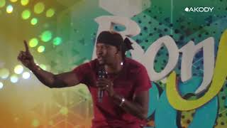Bonjour 2018 Ramatoulaye fait son show à Bouaké