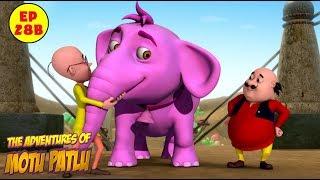 Motu Patlu | Gulabi Hathi | Best Cartoon For Kids