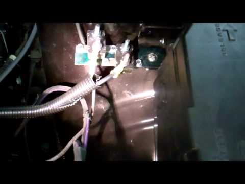 How to install electric brake controller on vehicle without tow package..mp4