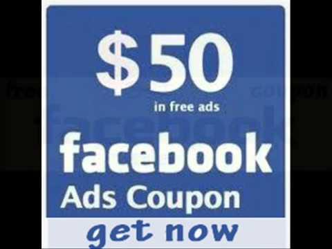 get free facebook ads coupon $50.