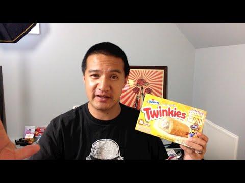 Banana Creme Twinkies REVIEW: Freezerburns