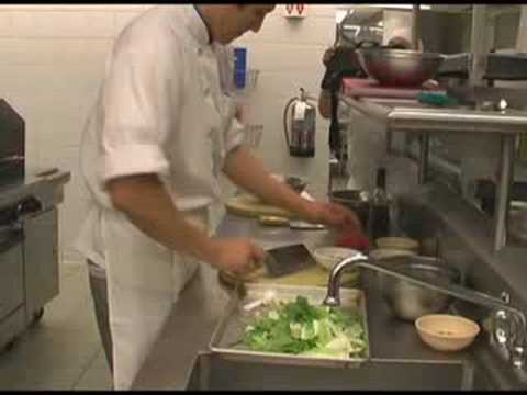 Culinary cooking class - prepare chinese food 1