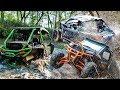 Insane SXS + ATV Off-Road Action Compilation 2018 - Polaris vs Can-Am vs Arctic Cat - UTV's + Quads