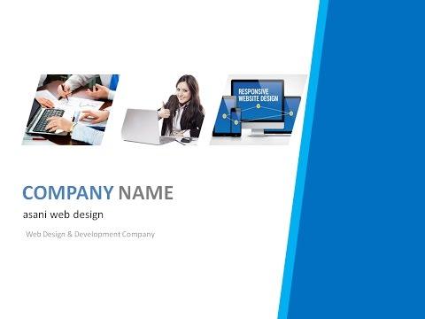 Web Design Company Islamabad web Asani Web design