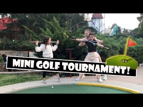 Mini Golf Tournament ⛳ (WK 385.4)   Bratayley