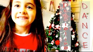 Pesciolino dance cantata da Sofia Del Baldo - canzoni per bambini -