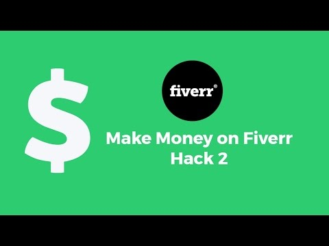 How to Make More Money on Fiverr