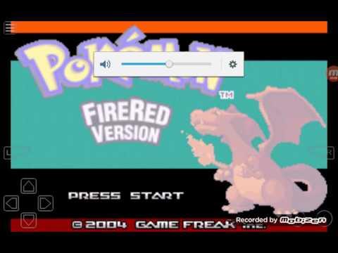 Pokemon FireRed (CHEATS) MY BOY