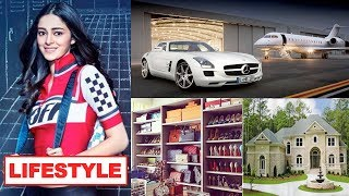 Download Ananya Pandey LIFESTYLE, Boyfriend, Income, Family, Cars, House, Education, Net Worth Video
